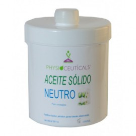 Aceite Sólido Neutro 1000 ml Physioceuticals